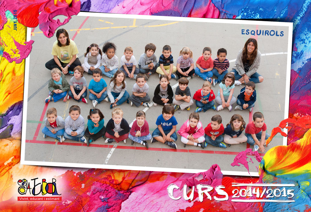 Fotos Fi de curs 2014-2015