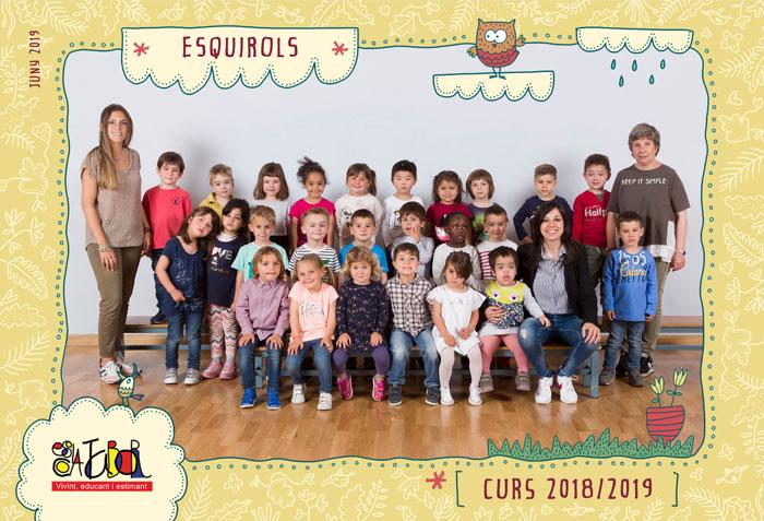 Fotos Fi de curs 2018-2019