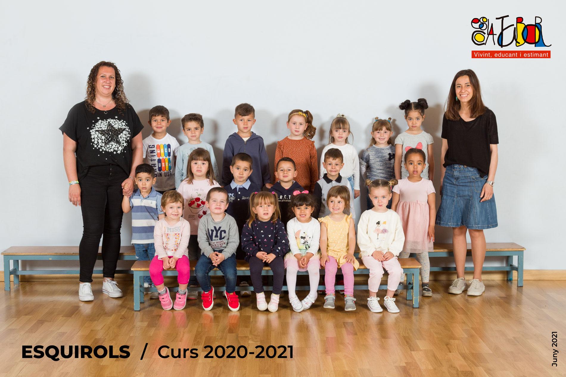 Fotos Fi de curs 2020-2021
